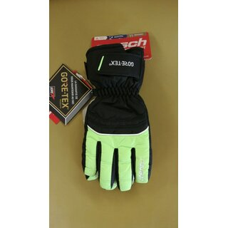 Reusch Tommy GTX Velcro Junior Farbe: neon green/black