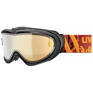 uvex comanche TOP Farbe: black/ double lens cyl...