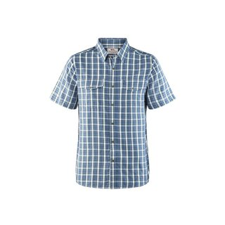 Fjällräven ABISKO COOL SHIRT SS M Farbe: Uncle Blue