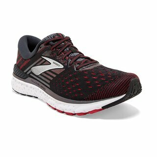 Brooks Transcend 6 Men Farbe: Black/Ebony/Red
