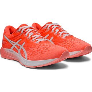 Asics DYNAFLYTE 4 Women Farbe: FLASH CORAL/WHITE