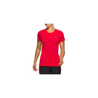 Asics TOKYO SEAMLESS SS Women Farbe: CLASSIC RED