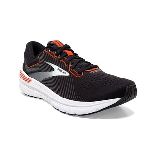 Brooks Transcend 7 men Farbe: Black/Cherry Tomato/White