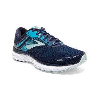Brooks Defyance 11 Narrow Women Farbe: Navy/Teal/White