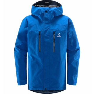 Haglöfs Elation GTX Jacket M men Farbe: Storm Blue