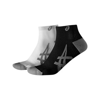 Asics 2PPK CUSHIONING SOCK Farbe: REAL WHITE