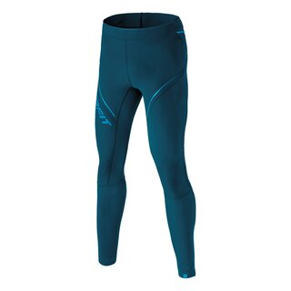 Dynafit WINTER RUNNING HERREN TIGHTS Farbe: Petrol