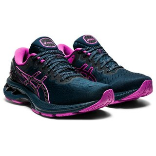 Asics GEL-KAYANO 27 LITE-SHOW Women Farbe: FRENCH BLUE/LITE-SHOW
