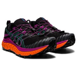Asics TRABUCO MAX women Farbe: BLACK/DIGITAL GRAPE