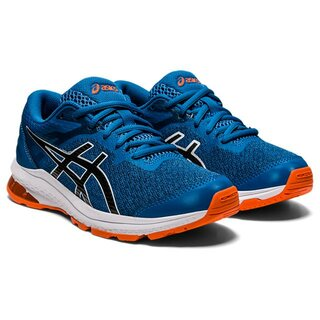 Asics GT-1000 10 GS Kids Farbe: REBORN BLUE/BLACK