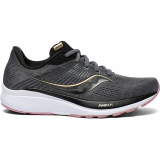 Saucony Guide 14 Women Farbe: CHARCOAL/ROSE