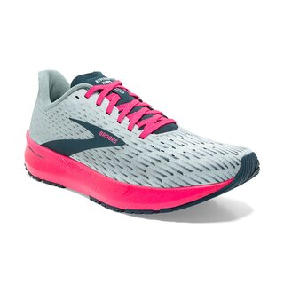 Brooks Hyperion Tempo Women Farbe: Ice Flow/Navy/Pink