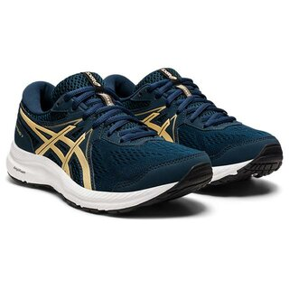 Asics GEL- Contend 7 Women Farbe: French Blue Champagne