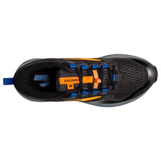 Brooks Caldera 5 men Farbe: Black/Orange/Blue