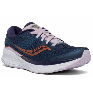 Saucony München 4 women Farbe: Lilac/Storm