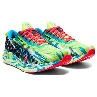 Asics NOOSA TRI 13 men Farbe: HAZARD GREEN/DIGITAL AQUA