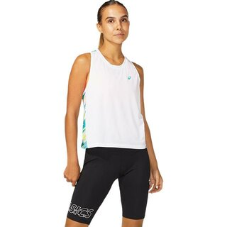 Asics COLOR INJECTION TANK Farbe: BRILLIANT WHITE/BALTIC...
