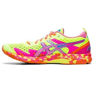 Asics GEL-NOOSA TRI 12 Women Farbe: SAFETY YELLOW/DRAGON FRUIT
