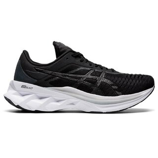 Asics Novablast Women Farbe: Black/Carrier Grey