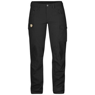 Fjällräven Nikka Trousers Women Black
