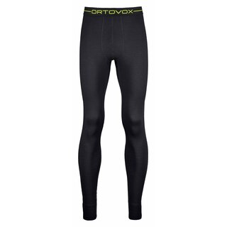 Ortovox 145 ULTRA LONG PANTS M Black Raven