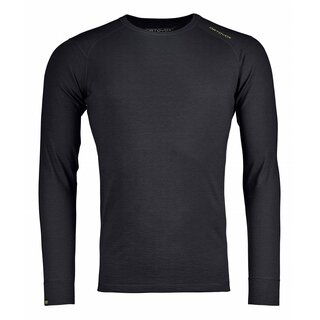 Ortovox 145 ULTRA LONG SLEEVE M Black Raven