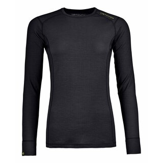 Ortovox 185 ULTRA LONG SLEEVE W Black Raven