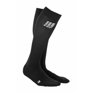 CEP Run Socks 2.0 women Black/Black