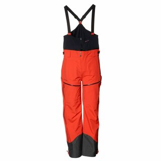 ISBJÖRN EXPEDITION Hardshell Pant Teens Farbe Orange